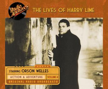 Lives of Harry Lime, Volume 4, Various