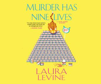 Murder Has Nine Lives, Laura Levine