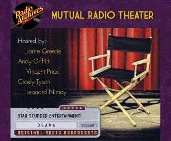 Mutual Radio Theater, Volume 1, Various