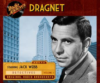Dragnet, Volume 3, Jack Webb