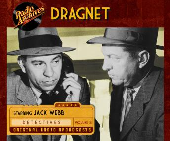 Dragnet, Volume 8, Jack Webb