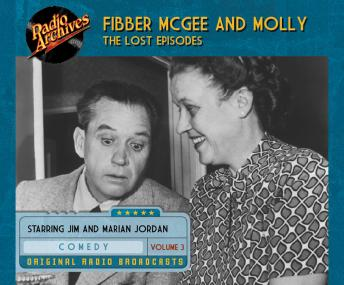 Fibber McGee and Molly: The Lost Episodes, Volume 3, Don Quinn