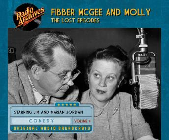 Fibber McGee and Molly: The Lost Episodes, Volume 4, Don Quinn