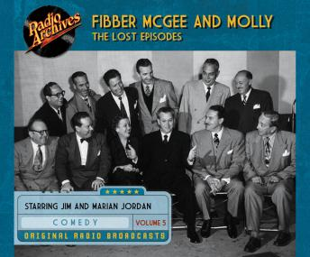 Fibber McGee and Molly: The Lost Episodes, Volume 5, Don Quinn