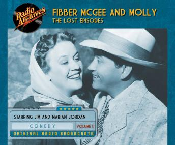 Fibber McGee and Molly: The Lost Episodes, Volume 11, Don Quinn