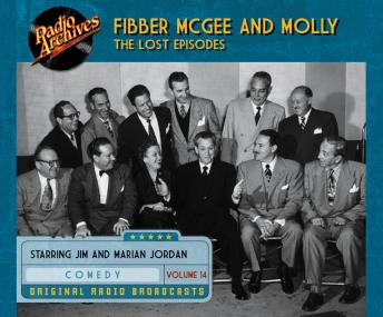 Fibber McGee and Molly: The Lost Episodes, Volume 14, Don Quinn