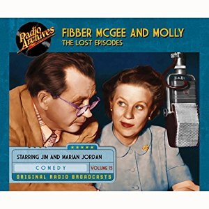 Fibber McGee and Molly: The Lost Episodes, Volume 15, Don Quinn