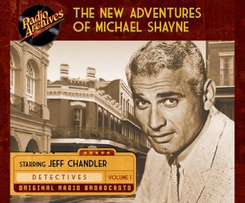 New Adventures of Michael Shayne, Volume 1, Various