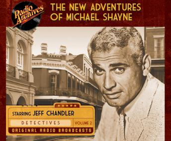 New Adventures of Michael Shayne, Volume 2, Various