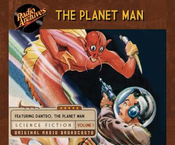 Planet Man, Volume 1, Various