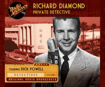Richard Diamond, Private Detective, Volume 1, Various