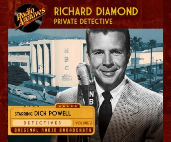 Richard Diamond, Private Detective, Volume 2, Various