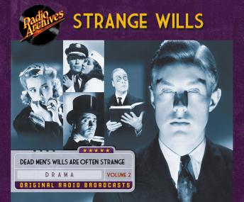 Strange Wills, Volume 2, Various