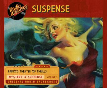 Suspense, Volume 3, Various