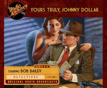 Download Yours Truly, Johnny Dollar, Volume 1 by Various