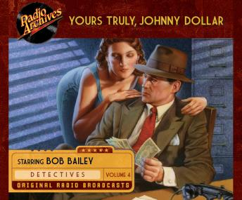 Yours Truly, Johnny Dollar, Volume 4, Various