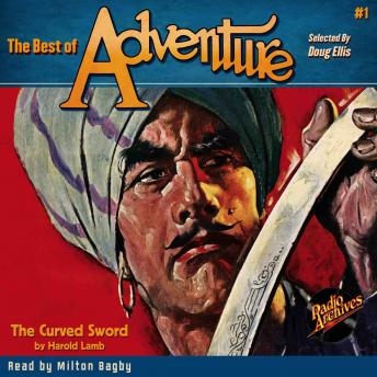 Best of Adventure #1: The Curved Sword, Harold Lamb