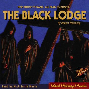 Black Lodge, Robert A. Weinberg