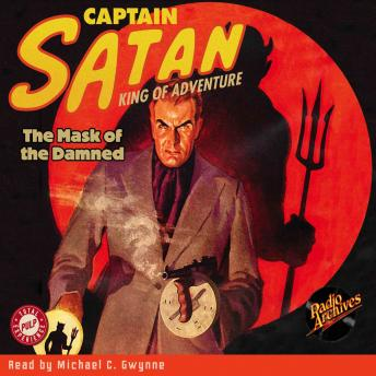 Captain Satan: The Mask of the Damned, Various Authors