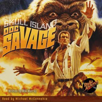 Doc Savage #3: Skull Island