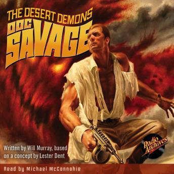 Doc Savage #4: The Desert Demons