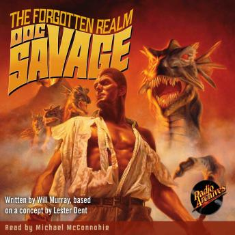 Doc Savage #5: The Forgotten Realm, William Murray