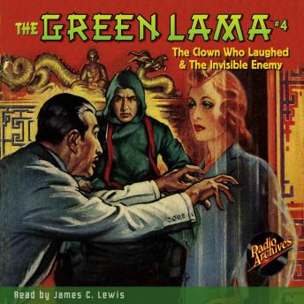 Green Lama #4: The Clown Who Laughed & The Invisible Enemy, Richard Foster