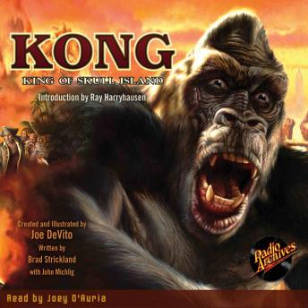 Kong: King of Skull Island, Brad Strickland