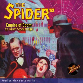 The Spider #5: Empire of Doom