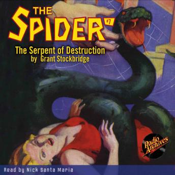 The Spider #7: Serpent of Destruction