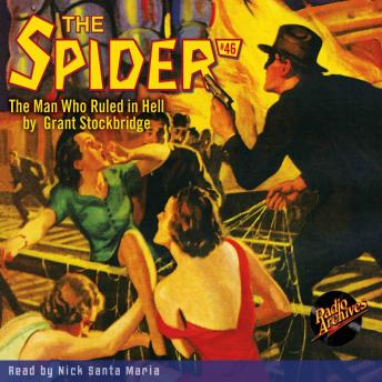 Spider #46: The Man Who Ruled in Hell, Grant Stockbridge