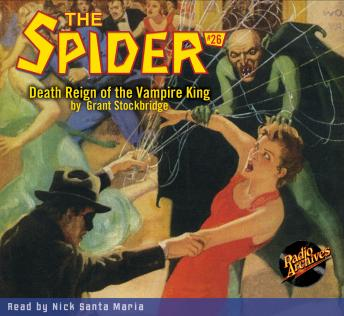 The Spider #26: Death Reign of the Vampire King