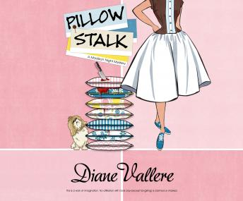 Pillow Stalk, Diane Vallere