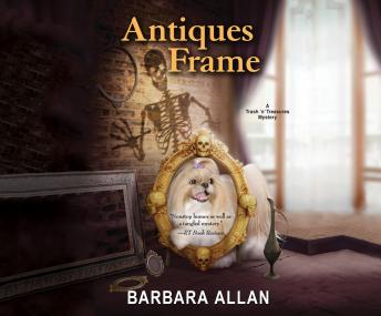 Download Antiques Frame by Barbara Allan