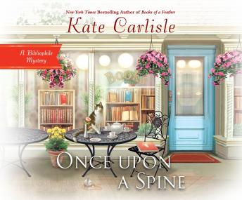Once Upon a Spine, Kate Carlisle