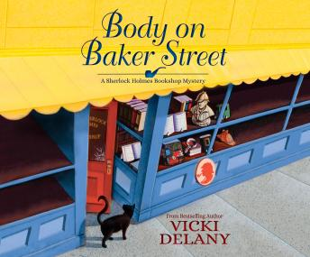 Body on Baker Street, Vicki Delany