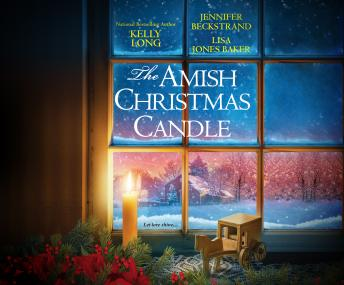 Amish Christmas Candle, Audio book by Kelly Long
