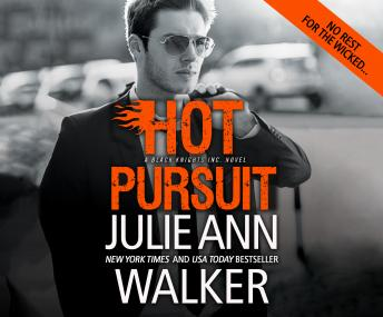 Hot Pursuit, Julie Ann Walker