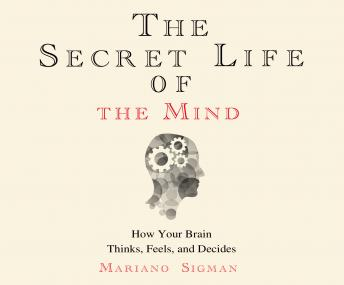 Download Secret Life of the Mind: How Your Brain Thinks, Feels, and Decides by PhD Mariano Sigman