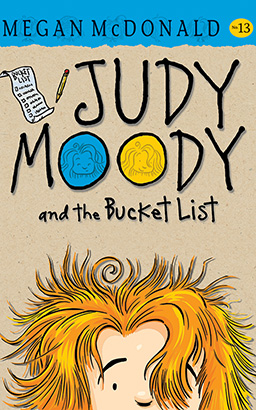 Judy Moody and the Bucket List, Megan McDonald