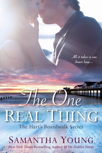One Real Thing: The Hart's Boardwalk Series, Samantha Young