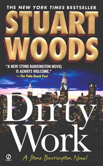 Dirty Work, Stuart Woods