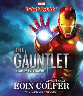 Iron Man: The Gauntlet, Eoin Colfer