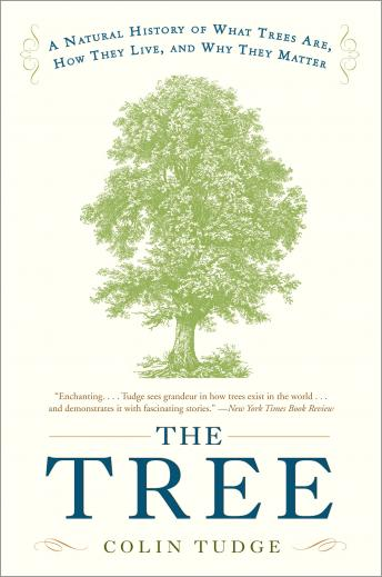 Tree: A Natural History of What Trees Are, How They Live, and Why They Matter, Colin Tudge