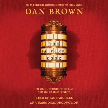 Da Vinci Code (The Young Adult Adaptation), Dan Brown