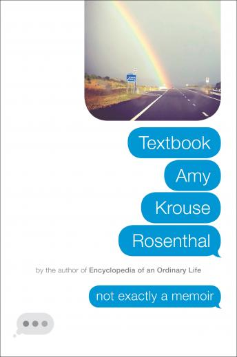 Textbook Amy Krouse Rosenthal, Amy Krouse Rosenthal