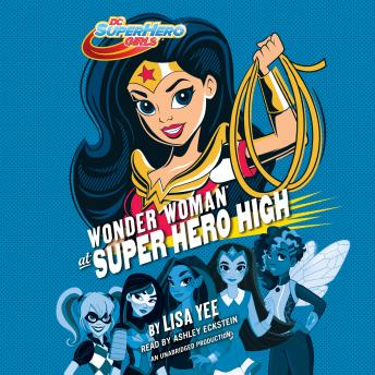 Wonder Woman at Super Hero High (DC Super Hero Girls)
