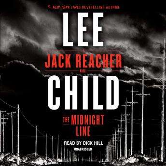 Midnight Line: A Jack Reacher Novel, Lee Child