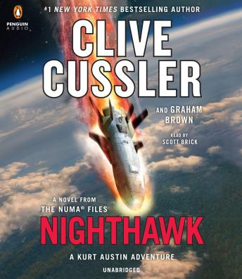 Nighthawk, Graham Brown, Clive Cussler
