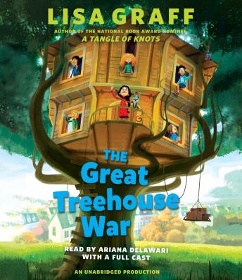 Great Treehouse War, Lisa Graff